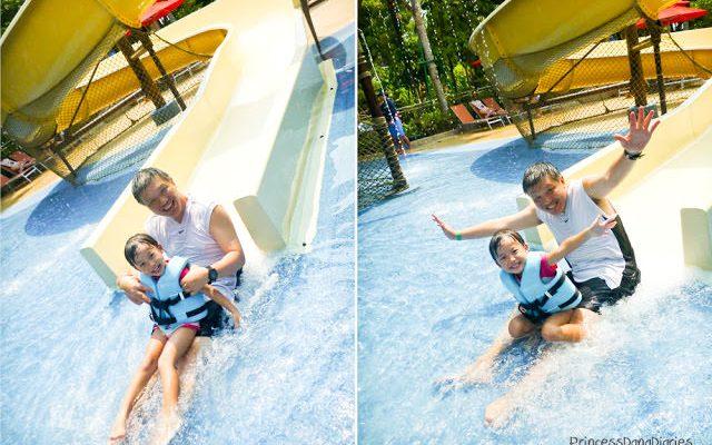 Excitement Quotient at Adventure Cove Waterpark, Sentosa!
