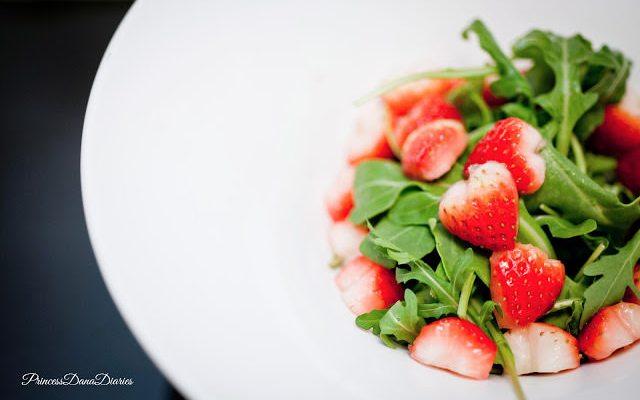 Foodie Friday: Slurpy Beef Stew and Strawberry Spinach Salad!