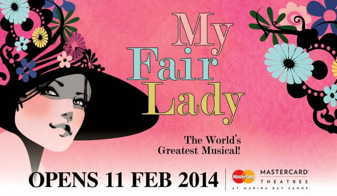 A Simply 'Loverly' Musical: My Fair Lady in Singapore!