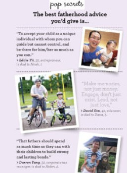 fatherhood magazine