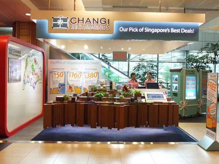 Changi Recommends boothImage