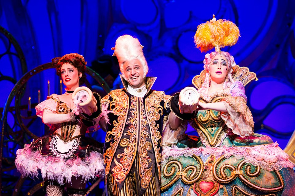 Beauty and the Beast Musical Singapore013