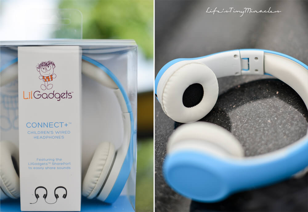 LilGadgets Headphones Collage 2