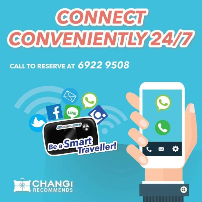 Changi Recommends Connect Plan