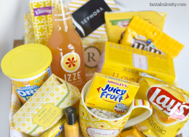 Sunshine-Gift-Basket