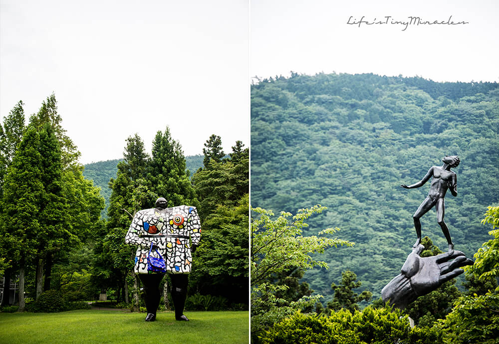 HakoneOpenAirMuseum Collage 6