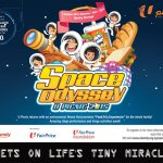 {Giveaway} NTUC UFamily Picnic 2015: Space Odyssey