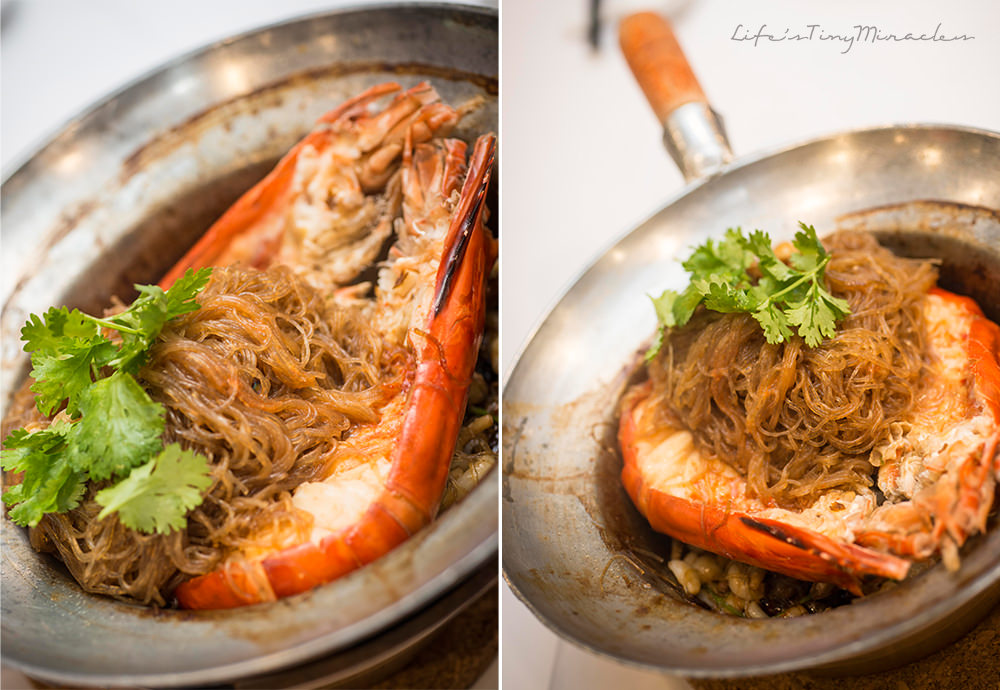 Ping Restaurant Bangkok Collage 1