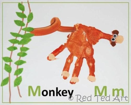 HandprintMonkey