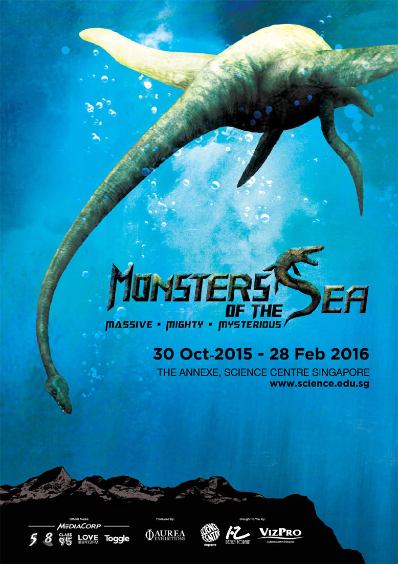 MonstersoftheSeabiggerposter