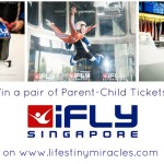 {Giveaway} iFly Singapore – Soaring High with Kids