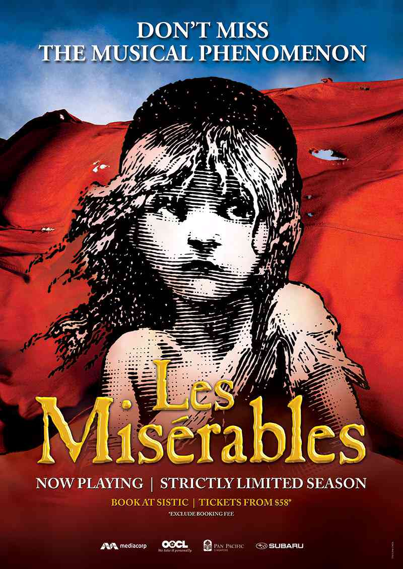 Les Misérables – Magnificently Moving Masterpiece