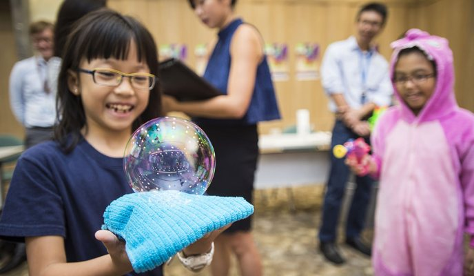 Singapore Science Festival 2016 – Build Your Smart Future