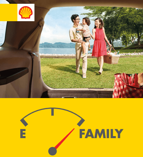 Shell FuelSave Fuel Gauge F-word_Family