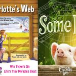 {Giveaway} Charlotte's Web by SRT's The Little Company