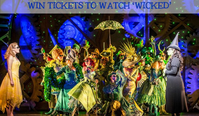 Wicked – The Musical in Singapore 2016
