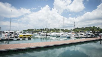 Awesome April at Quayside Isle @ Sentosa Cove