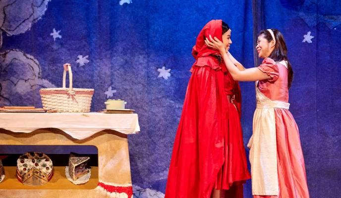 Review of SRT's Red Riding Hood 小红帽 (Mandarin)