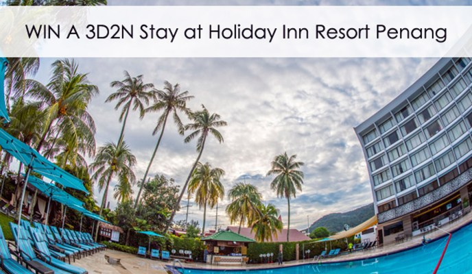Holiday Inn Resort, Penang: The Hotel with 2 Playlabs!