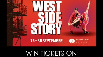 {Giveaway} West Side Story in Singapore