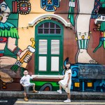 Singapore Street Art – Haji Lane