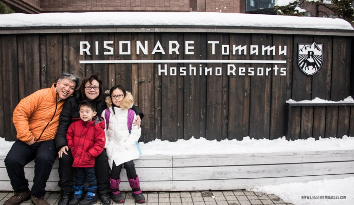 Hoshino Resorts TOMAMU with Kids – The Complete VLOGs