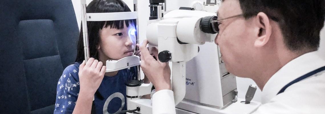 Ortho-K for Kids at W Optics