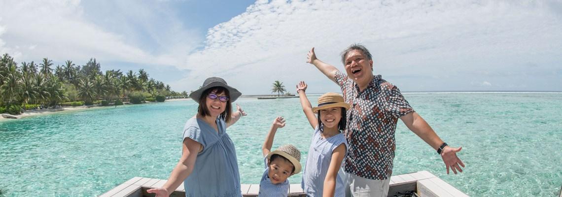DIY Maldives with Kids – Holiday Inn Resort Kandooma