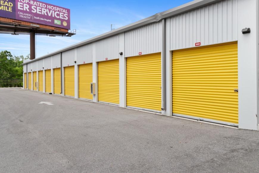 Storage Units In Kissimmee Near Orlando Life Storage Facility 8300