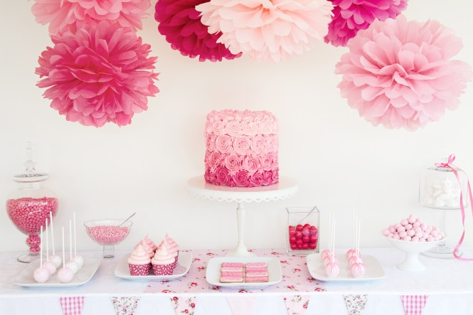 Good Diy Bridal Shower Decorations Blog Baby With