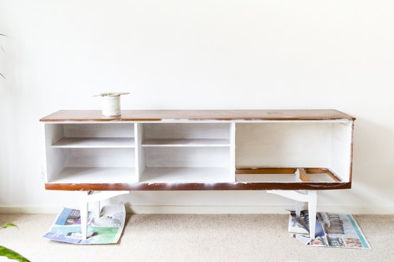 Sideboard DIY Project - Step by Step