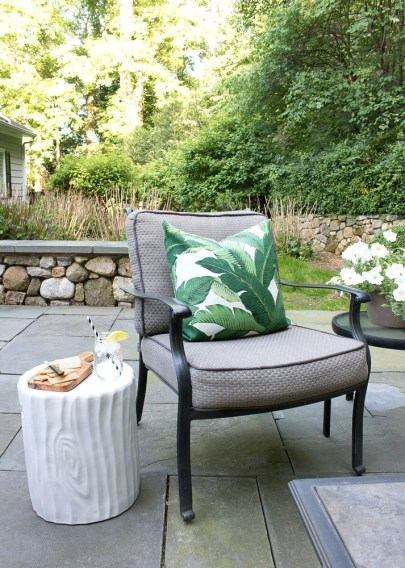 Every outdoor space could use a garden stool! Use ...seating, or even a plant stand - so versatile!.jpg