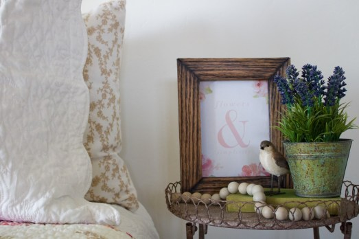 How to Make an Old Reclaimed Frame