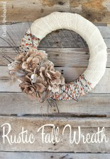 Fall Decor DIY Projects