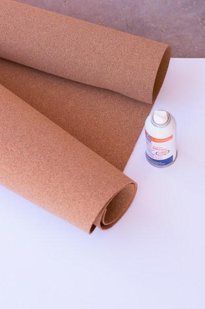 Make a DIY Cork Board