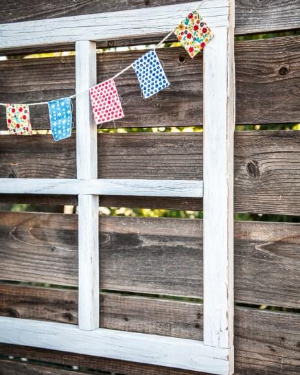 How to Build a DIY Window Frame - Farmhouse Style Decor, Vintage, Rustic
