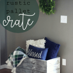 How To Build A Diy Wooden Crate For Extra Storage At Home