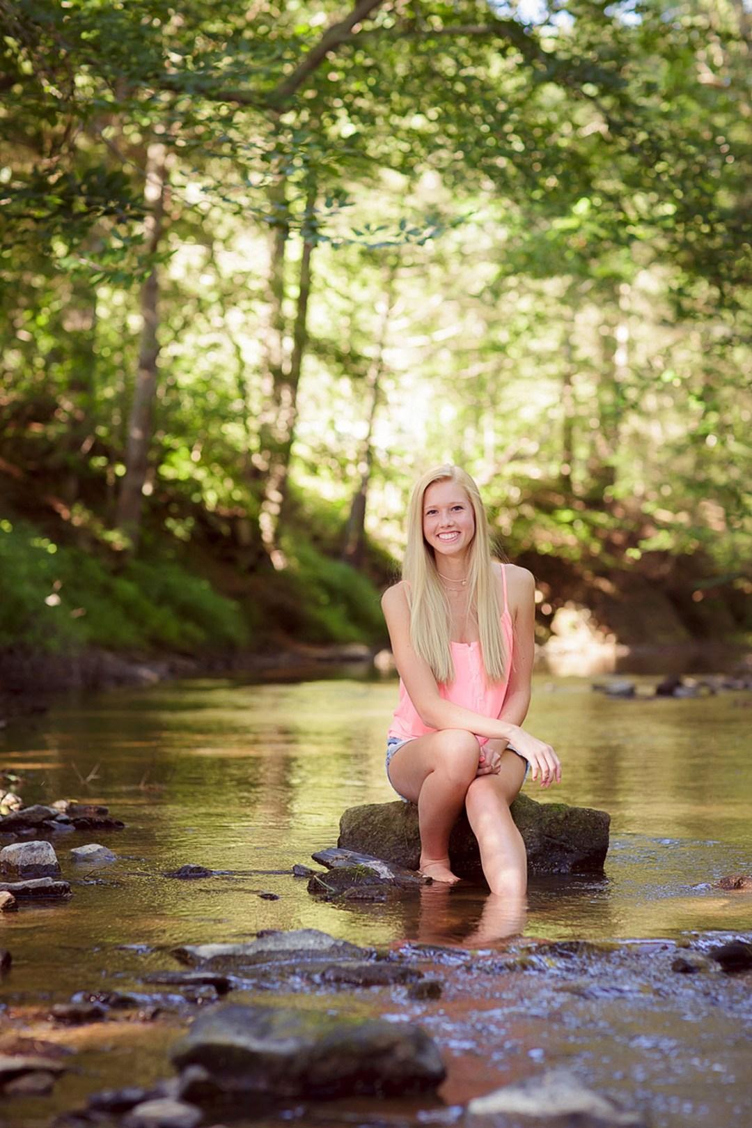 Schuylkill County Senior Photographer