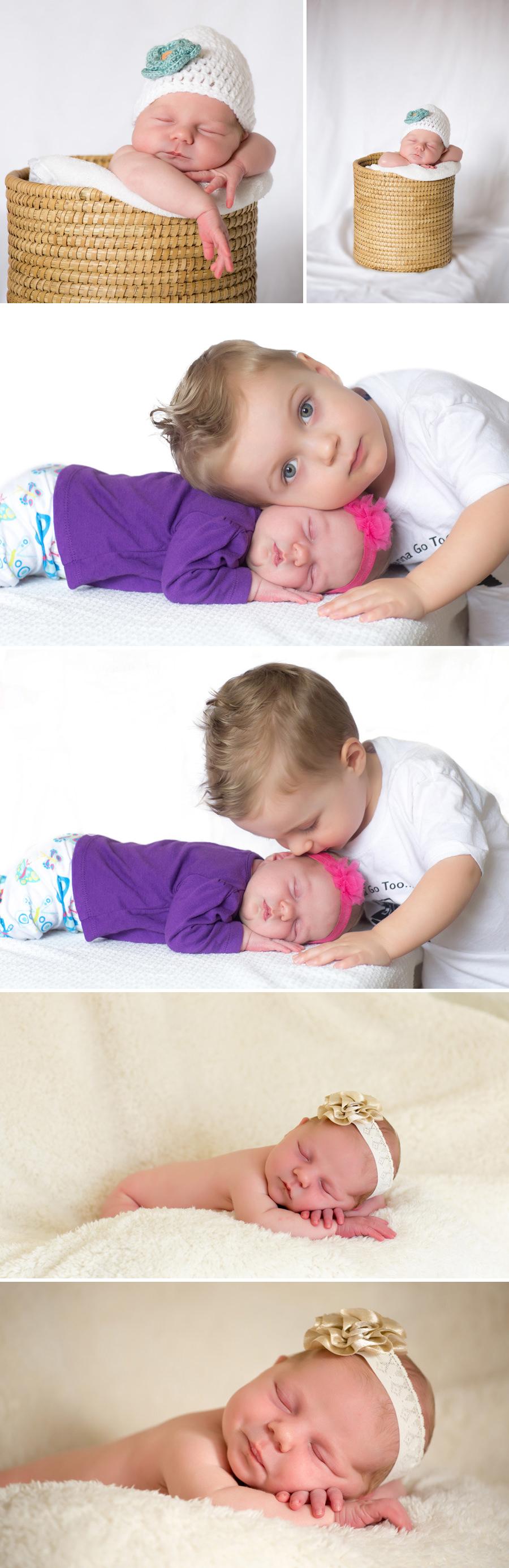 Baby Girl Newborn Photography Berks County PA (1)