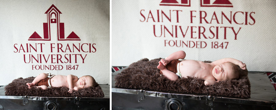Saint francis University newborn