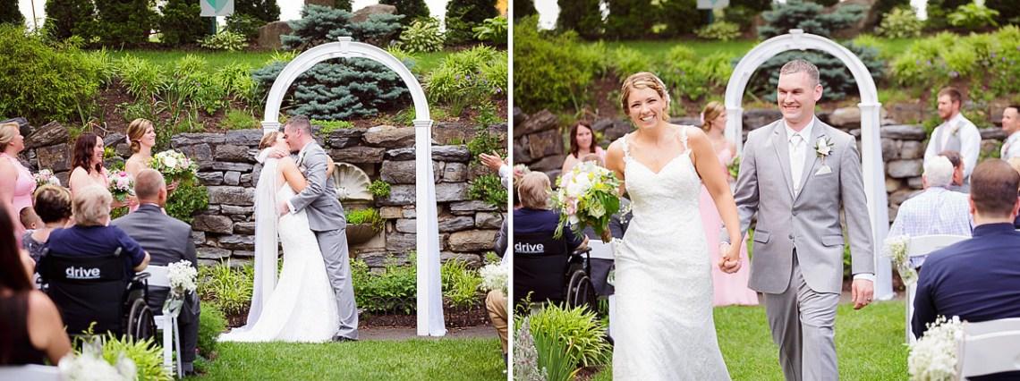 Reading Public Museum Outdoor Wedding Photos
