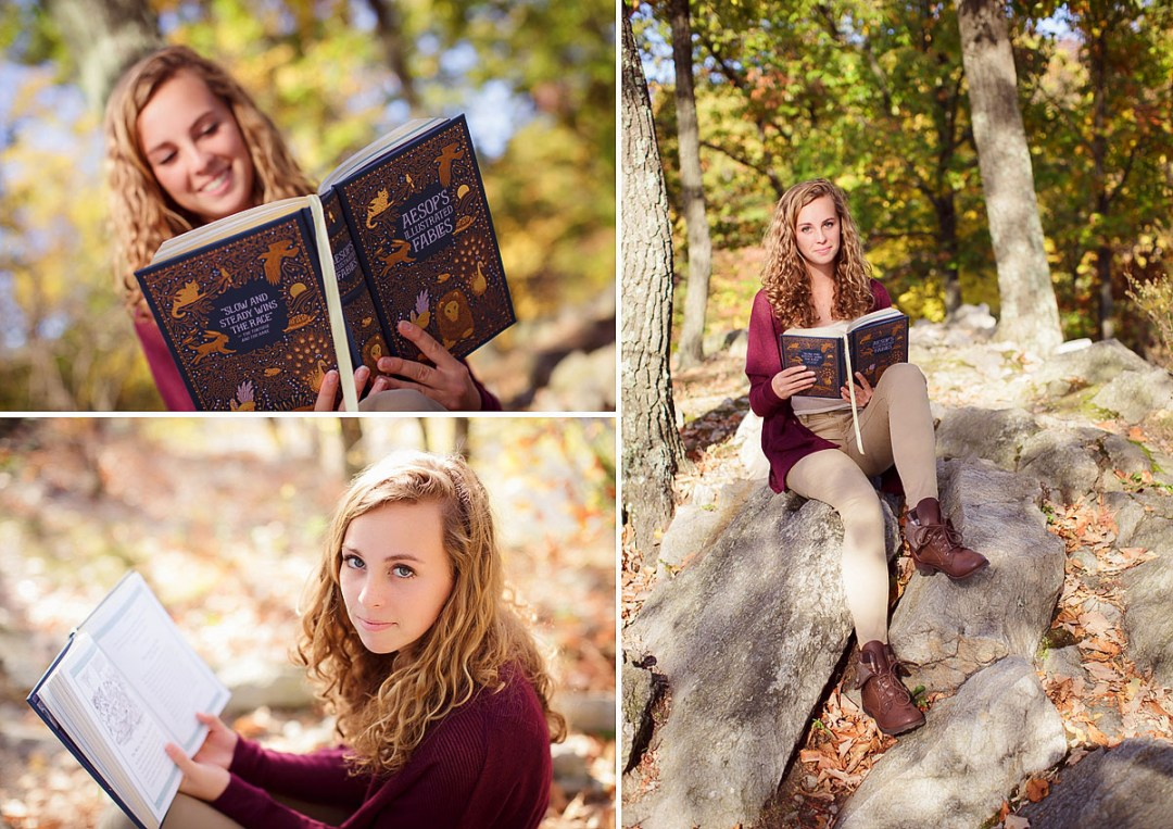 Reading PA Pagoda Senior Photos