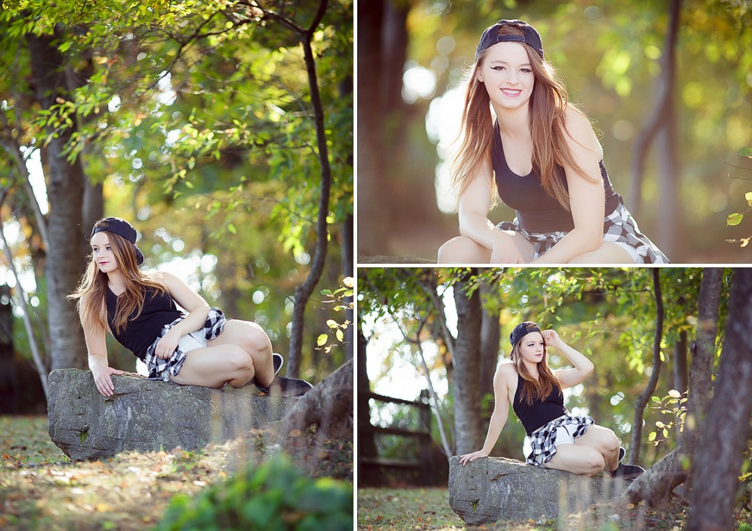 outdoor senior photo location berks county pa