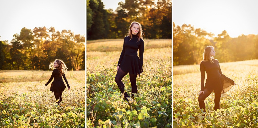 fall senior photos berks county pa