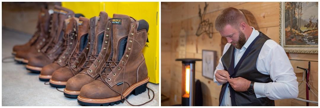 boots for groomsmen