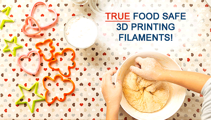 impression 3D alimentaire