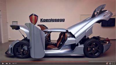 Koenigsegg Regera - Lifestyle NWSLifestyle NWS