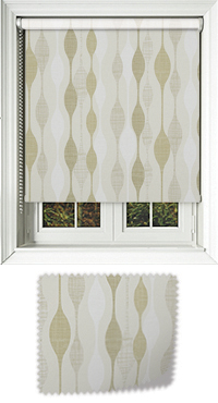 Patterned Funky Roller Blinds Funk Up Those Windows