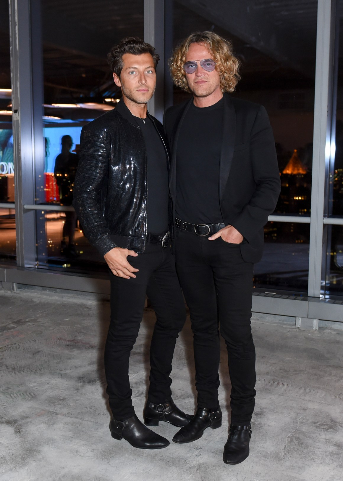 Evangelo Bousis and Peter Dundas.jpg