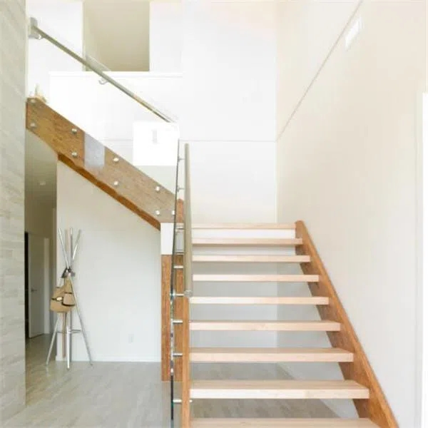 China Floating Stairs With Glass Railing Suppliers Manufacturers | Floating Stairs With Glass Railing | Duplex Balcony | Combination Glass | Glass Balustrade | Crystal Handrail | Innovative Glass